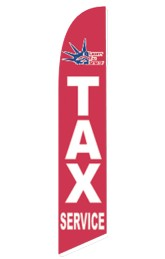 Tax Banner red
