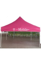 10X10 T.mobile  Tent